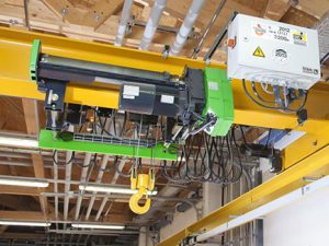 Single Girder Gantry Cranes