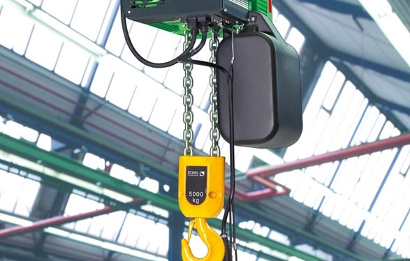 Crane systems chain hoist