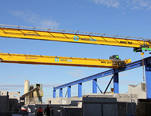 Best crane projects